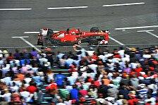 Formel 1 - Mercedes-Taktik: Tempo raus: Ferrari: Keine Optionen bei der Strategie