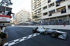 Formel 1 - Deutlicher Zuwachs: 8,56 Millionen TV-Zuschauer verfolgen Rosberg-Sieg