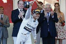 Formel 1 - Nico Rosberg in der Erfolgsspur: Abbitte leisten bei Britney