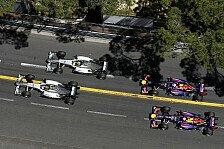 Formel 1 - Beide Seiten vertragen Kritik: Wolff attackiert: Brausehersteller vor der Nase