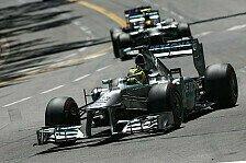 Formel 1 - Der silberne Reisebus...: Monaco GP: Die Topspeed-Analyse