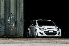 WRC - Hyundai i20 gibt Test-Debüt