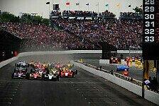 IndyCar - Viele bekannte Namen : Das Starterfeld f�r das 98. Indy 500