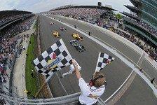 IndyCar - Eine andere Chance: Zweites Indianapolis-Rennen beschlossene Sache