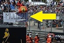 Formel 1 - Bilderserie: Fundsachen aus Monaco