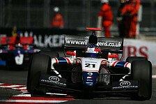 WS by Renault - Entscheidung gegen GP2: Stevens bleibt bei Strakka