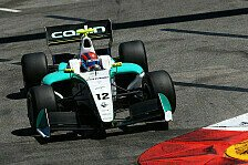 WS by Renault - Zweite Saison: Jaafar startet f�r ISR