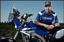 Dakar - Dakar-Sieger f�hrt in Blau: Despres wechselt zu Yamaha
