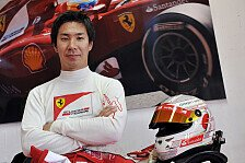 Formel 1 - Kobayashi testet Ferrari