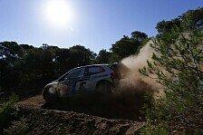 WRC - Die Akropolis ist unberechenbar: Latvala: Der beste Tag bei VW