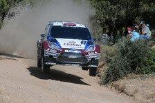 WRC - Novikov feiert Führung nach Tag 1
