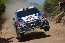WRC - Kubica f�hrt WRC2 an: Griechenland: Novikov f�hrt unverhofft