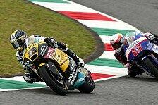 Moto2 - Platz neun in Mugello : L�thi mit k�mpferischer Leistung