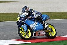 Moto3 - Wechseln in die Supersport-WM: Webb fliegt raus