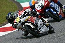 Moto3 - Startreihe eins nur knapp verpasst: Miller & McPhee sind gut dabei
