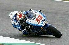 Moto2 - Favoriten zur�ck: Nakagami mit Moto2-Bestzeit