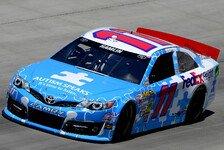 NASCAR - Siebte Saison-Pole f�r Joe Gibbs Racing: Hamlin holt die Monster-Mile-Pole
