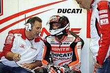 MotoGP - Null Chance auf ein Comeback: Spies: W�rde eine Prothese brauchen