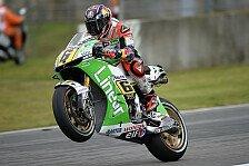 MotoGP - Bestes Ergebnis der Karriere: Mugello liegt Bradl einfach