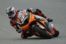 MotoGP - Corti mit hoher Motivation: Edwards ist nicht gl�cklich