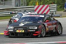 DTM - Gemischte Gef�hle: Lausitzring: Audi Vorschau