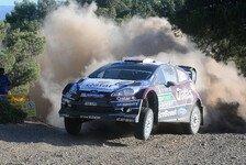 WRC - Novikov tauschte die Rollen: Skandinavier-Bonus f�r �stberg?