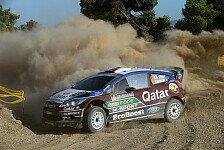 WRC - Elfyn Evans als Ersatz?: Al-Attiyah in Italien doch nicht am Start
