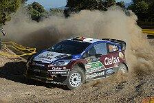 WRC - Schwierig, aber keine Katastrophe: Neuville: Es gibt kein Geheimnis