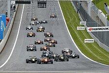 Formel 3 EM - Deal mit Mercedes und Dallara: Team West-Tec dabei