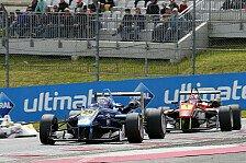 Formel 3 EM - Latifi mit Zuversicht in zweite Saison: Kanada-Talent kommt: Prema-Kader komplett