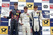 Formel 3 EM - Marciello mit Mega-Aufholjagd: Rosenqvist gewinnt 1. Rennen in Spielberg
