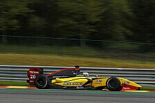 WS by Renault - McLaren-Junior vor Red-Bull-Talent: Da Costa im Getriebe: Magnussen siegt in Spa