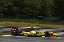 WS by Renault - McLaren-Junior vor Red-Bull-Talent: Da Costa im Getriebe: Magnussen siegt in Spa