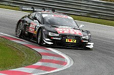 DTM - Audi zum ersten Mal nicht auf Pole: Gass: Haben uns als Team verbessert