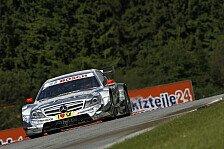 DTM - Bester Mercedes-Pilot: Vietoris: Ein cooles Rennen