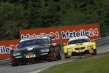 DTM - Strafe f�r Mortara? Klare Fehlentscheidung : Audi: Alle Autos an der Spitze verloren