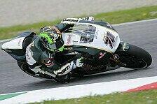 MotoGP - Die Fans waren fantastisch: Laverty von Heim-Grand-Prix begeistert