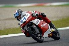 Moto3 - Marquez exakt gleich schnell: Oliveira holt die Pole in Assen