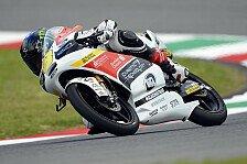Moto3 - Viel Verkehr auf der Piste: RTG ver�rgert �ber m��ige Startpl�tze