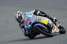 Moto3 - Folger verliert fast eine Sekunde: Vinales f�hrt weiter voran