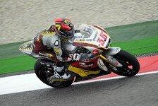 Moto2 - Kallio mit Gastauftritt in Italien