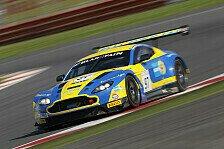 Blancpain GT Serien - Profigespann f�r die BES-Meisterschaft: Aston Martin erw�gt reines Werksengagement
