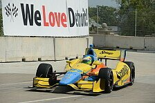 IndyCar - Der Stra�enkurs-Spezialist kehrt zur�ck: Conway startet in Toronto und Houston