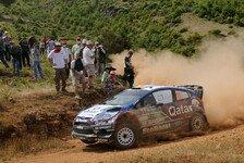 WRC - �stberg hofft auf Ende der Pechstr�hne: Neuville: Strategie hat sich ausgezahlt