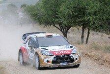WRC - Neue H�hen erreichen: Sordo: Nicht um den Sieg gek�mpft