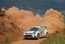WRC - Das T�pfelchen auf dem i: Latvala: Griechenland-Sieg erf�llt einen Traum
