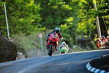 Bikes - Reif f�r die Insel: Danny Webb f�hrt die TT Isle of Man