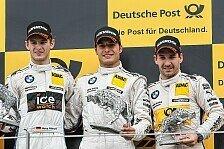 DTM - Ernest Knoors vergleicht die Triumphe: MTEK-Erfolg schl�gt Vettels ersten F1-Sieg
