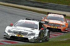 DTM - Mercedes ist wieder da: Vietoris f�hrt zur ersten DTM-Pole