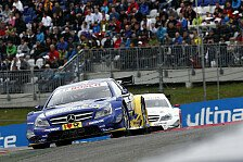 DTM - Bilderserie: Lausitzring - Vorschau-Stimmen: Mercedes